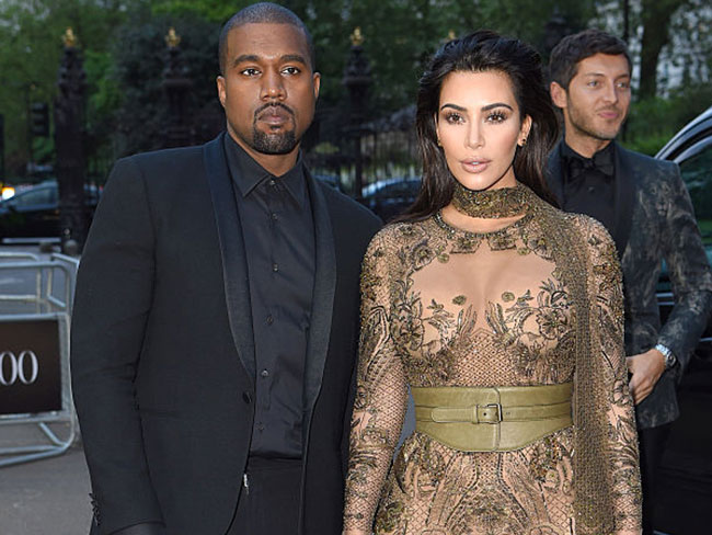 The six best bits from Kanye West and Kim Kardashian's Q&A together