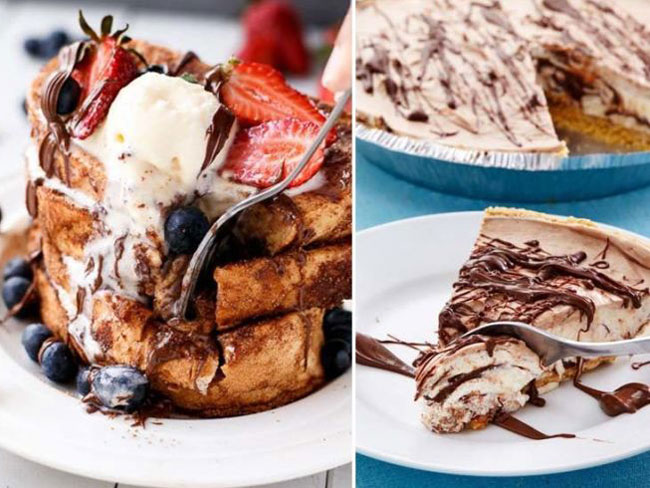 16 ways to eat Nutella that will actually make your mouth water!