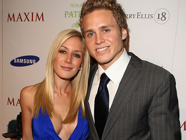 "Heidi Montag says size F boobs were ""so heavy they were falling through the skin"""