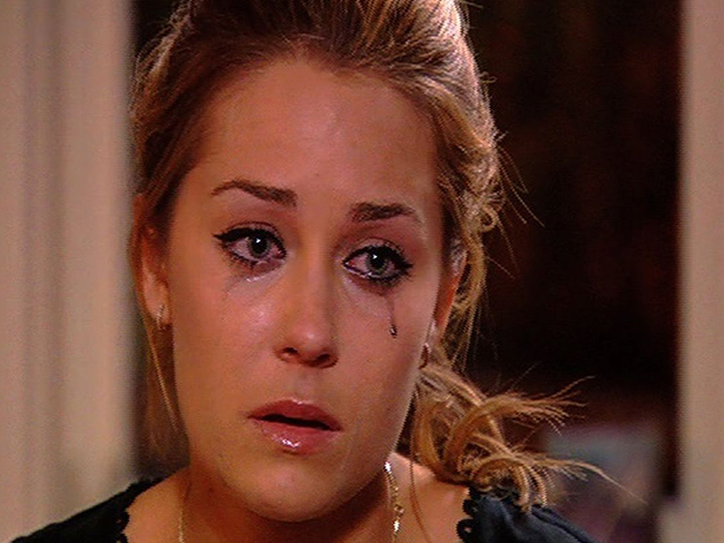 The true story behind Lauren Conrad's single tear on The Hills