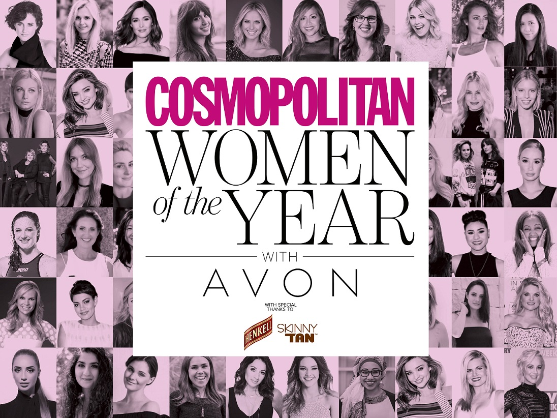 Vote now for Cosmo's Women of the Year 2016!