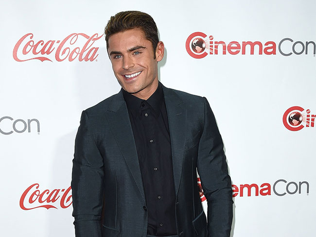 Why Zac Efron won't date ever again