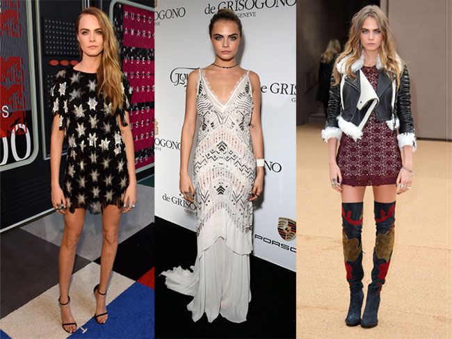 19 style lessons we learnt from Cara Delevingne