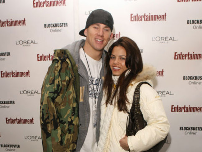 20 times Channing Tatum and Jenna Dewan looked so 2006 (in 2006)
