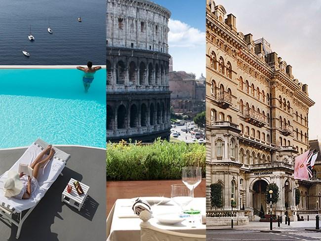 prettiest hotels europe