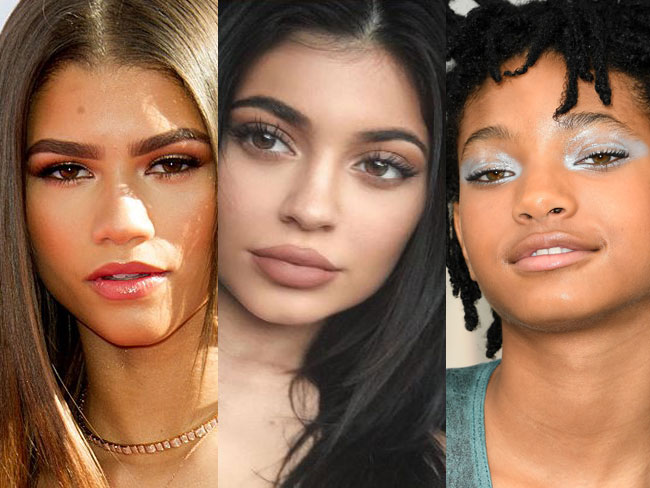 So Kylie Jenner, Zendaya and Willow Smith's Vogue shoot is kinda INCRED