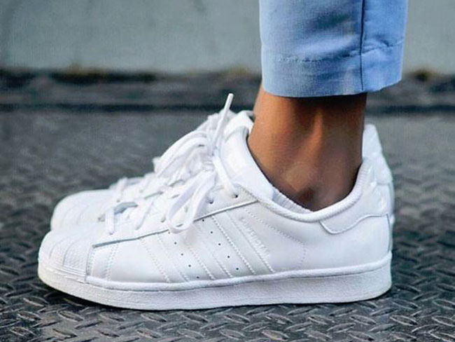 10 ways to keep your white kicks lookin' fresh AF