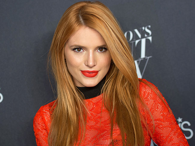 Bella Thorne announces she's bisexual on Twitter