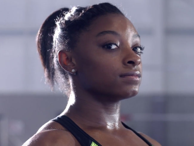 Simone Biles and Serena Williams' new Nike ad is here to give you serious girl power vibes
