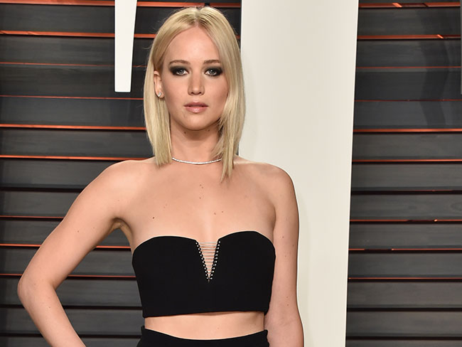 Jennifer Lawrence is the world's highest paid actress, two years running