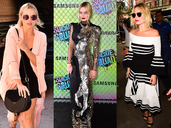 40 times Margot Robbie looked #flawless