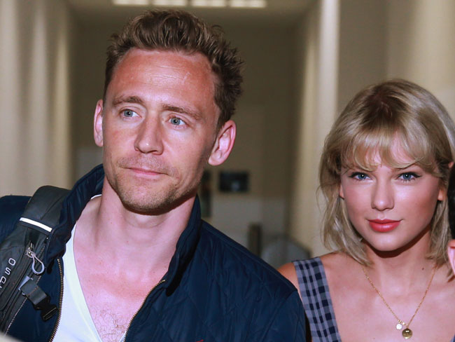 Sad news: Hiddleswift have had their first 'major argument'