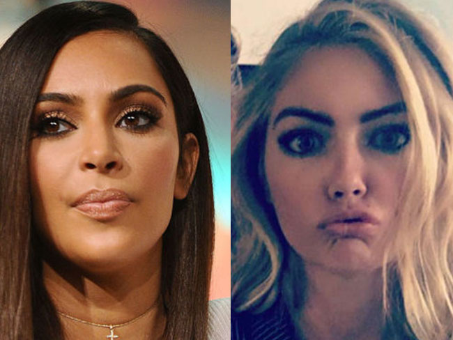Kate Upton just threw shade at Kim Kardashian and now we're waiting for the clap back