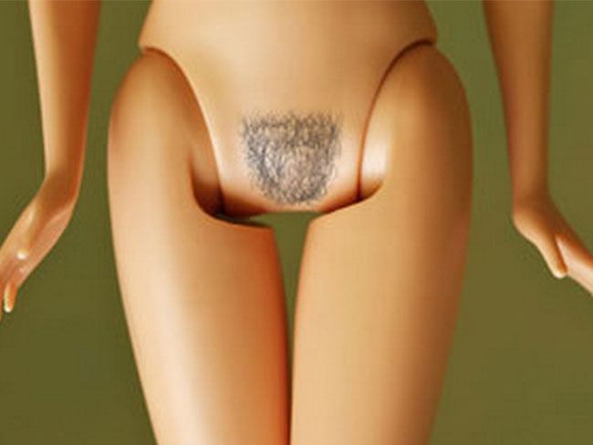 8 things you didn't know about pubic hair