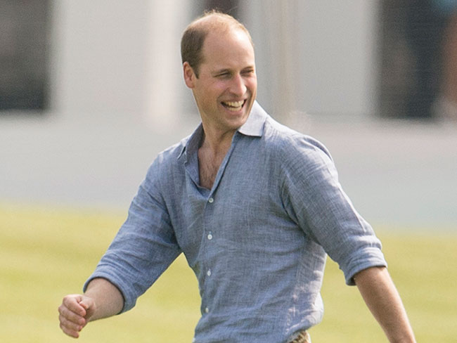 Prince William's advice to a young boy who lost his mum is emosh AF
