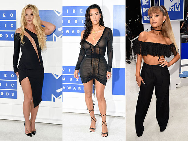 Every single look from the 2016 VMAs