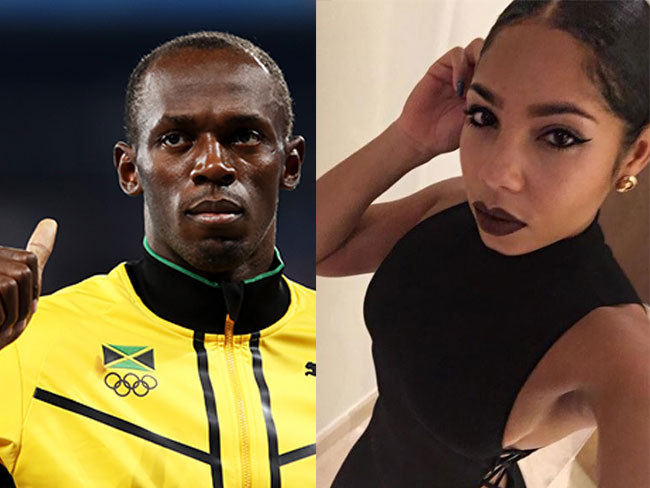 Usain Bolt's girlfriend sends him a not-so-cryptic message on Twitter