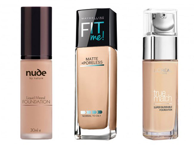 These are the top 10 foundations sold in Priceline in 2016