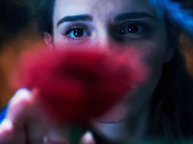 INCOMING: The first 'Beauty and the Beast' live-action pics are here