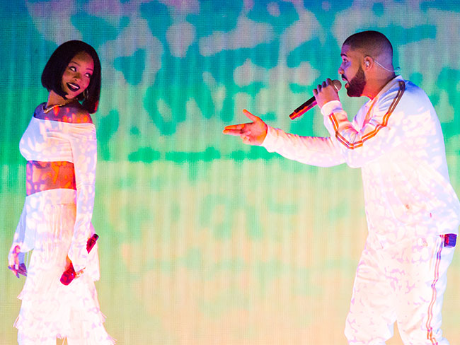 A comprehensive guide to Drake and Rihanna's are-they-or-aren't-they romance