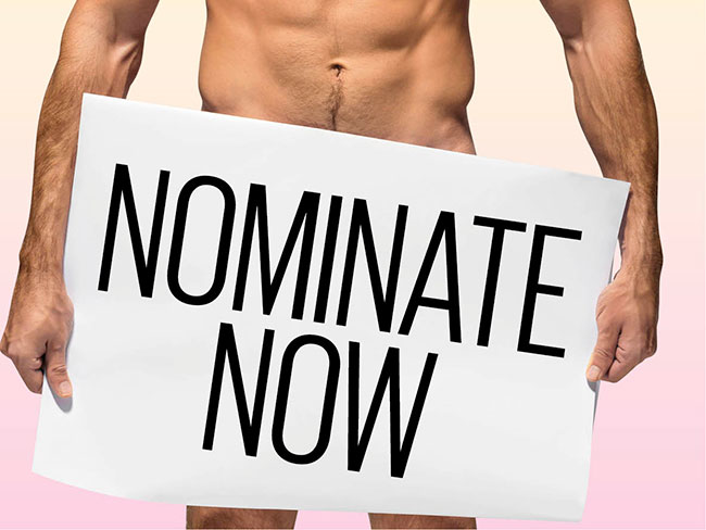 Nominate NOW for Cosmo's Bachelor of the Year