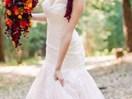Is this dip-dye wedding dress gorge or yuk?