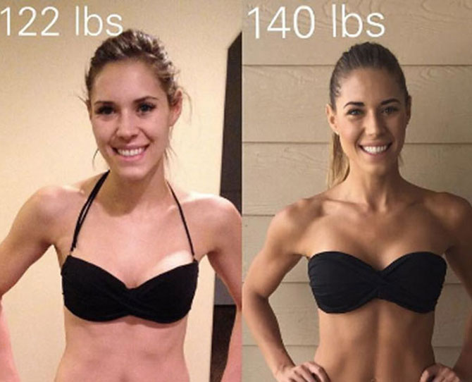 17 instagram posts that will make you say 'screw the scale'