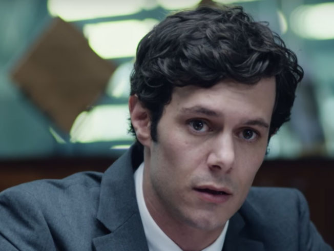 Get thirsty: Seth Cohen has a sex scene in the first ep of 'Startup' and Chrismukkah has come early!