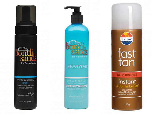 10 of the best fake tanning products on the market