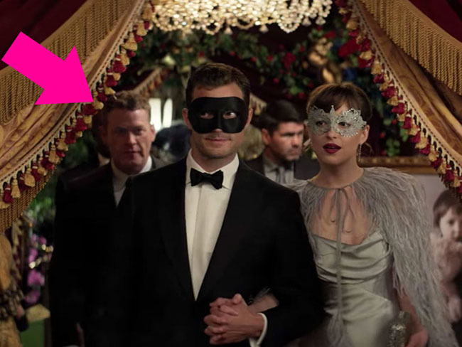 14 things you missed in the 'Fifty Shades Darker' trailer