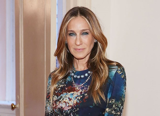Sarah Jessica Parker reveals how she really feels about people calling Kim Kardashian a 'style icon'