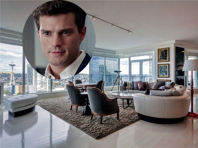 The swanky penthouse that inspired Christian Grey's digs is up for sale