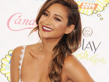 Shay Mitchell's budget beauty tricks
