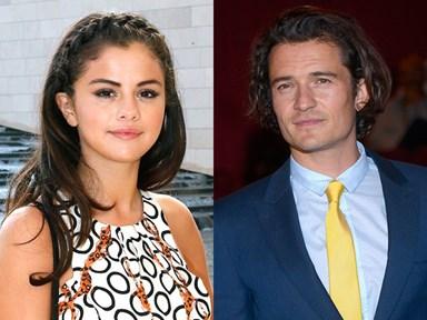 Selena and Orlando – dating?!