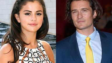 Selena and Orlando – dating?!
