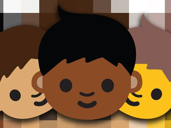 Racially diverse emojis are on their way