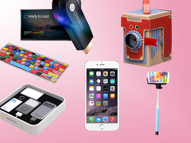 10 Awesome Tech Gifts To Ask For This Christmas Dolly: cool tech gadgets for christmas