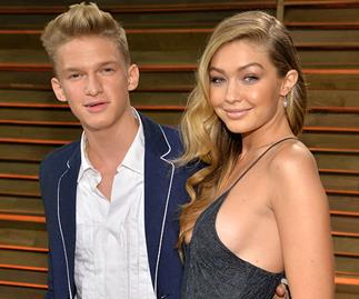 Gigi Hadid confirms she and Cody Simpson are back together!