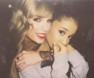 Ariana Grande, Taylor Swift