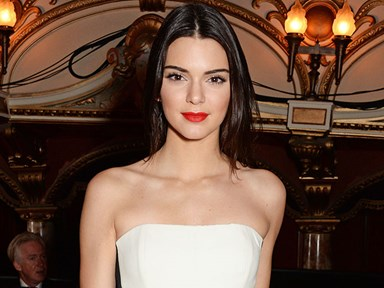 Kendall Jenner is breaking free