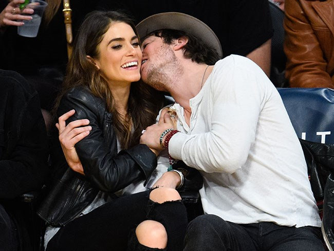 Ian Somerhalder and Nikki Reed are getting engaged?!