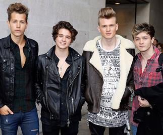 The Vamps answer reader questions