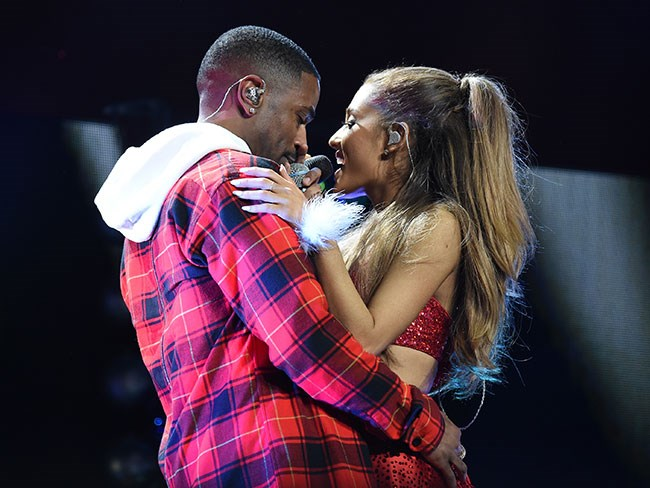 Big Sean reveals what it's like to date Ariana Grande
