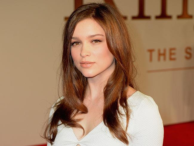 Getting to know Sophie Cookson