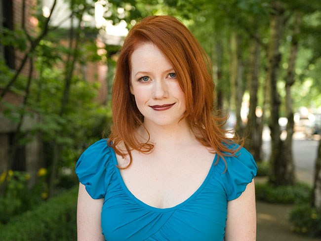 Five minutes with Richelle Mead