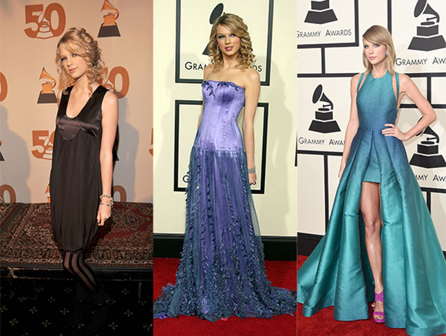 Tay's Grammy evolution