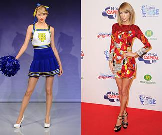 Taylor Swift's new wax figure unveiled
