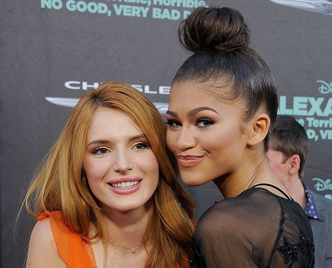 Staring together in *Shake it Up*, these girlies danced their way to being BFFs! Growing up together on the show, the pair knew everything about each other. Even though the show has ended, they're still each biggest fans.