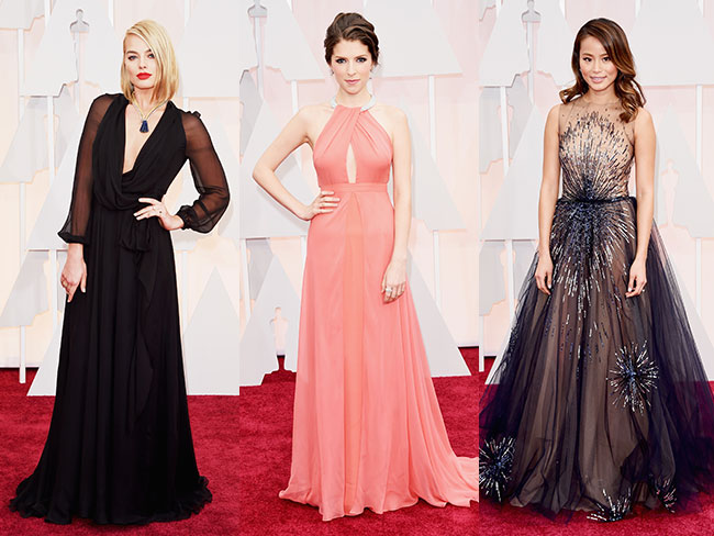 Oscars fashion 2015