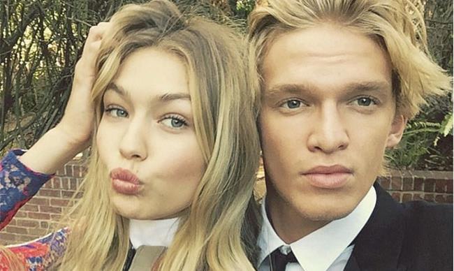 Cody Simpson and Gigi Hadid's most adorable Instagram photos